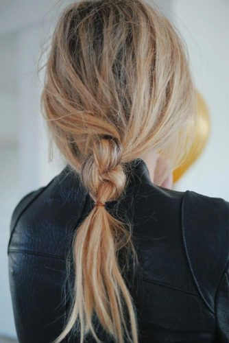 Double Knotted Pony