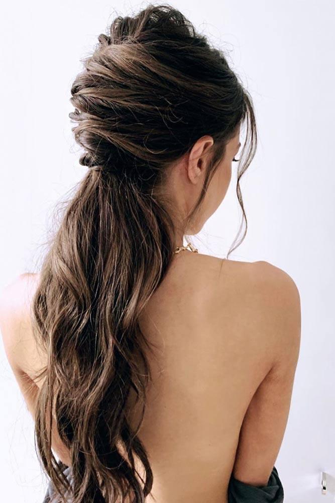 Textured Twist & Tail #texturedtwist #longhairstyles