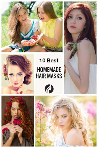 10 Best Homemade Hair Mask