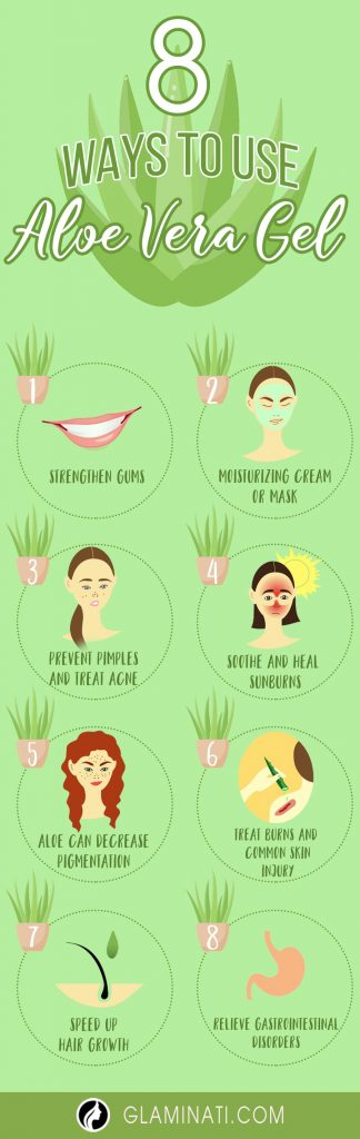 Mind Blowing Benefits of Aloe Vera Gel for Hair
