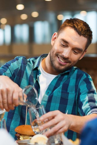 I am averse to drinking not to drinkers – 14 things not to say to a non-drinker