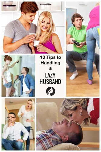 10 Useful Tips on How to Deal With Lazy Husband