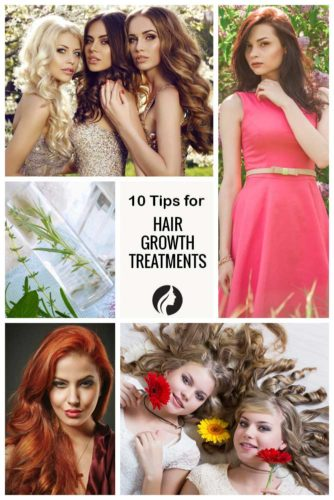 10 Tips for Hair Growth Treatments