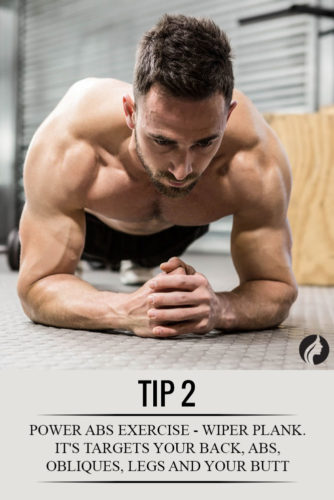 6 Power Abs Exercises - Workout With Core