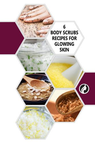 6 DIY Body Scrubs That Will Make Your Skin Glow