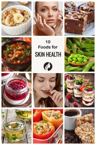 10 Best Foods for Skin Health