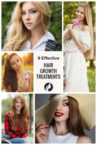 9 Effective Hair Growth Treatments