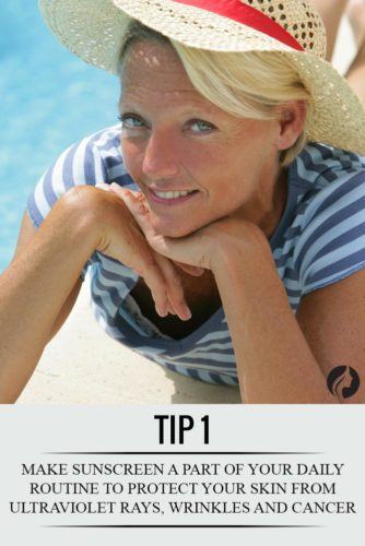 4 Simple Skin Care Tips for Women Over 50