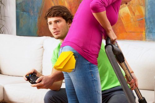 Helpful Tips on How to Handle a Lazy Husband