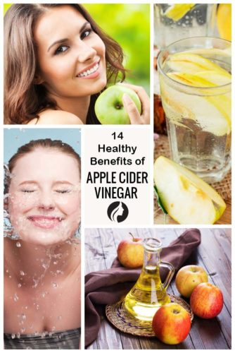 14 Healthy Apple Cider Vinegar Benefits