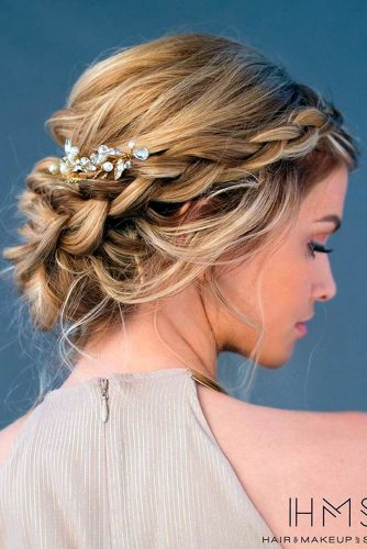 Beautiful Graduation Updo Hairstyles picture 4