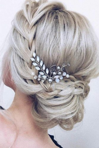 Braided Graduation Updo Hairstyles picture 2