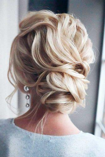 Blonde Low Bun #formalhairstyle #bunhairstyle #blondehair