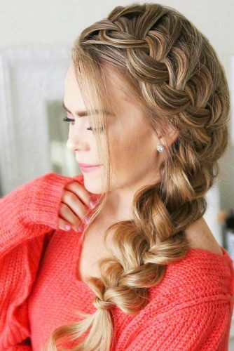Braids For Gorgeous Look picture 6
