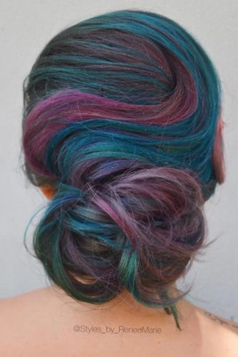 Beautiful Updo Hairstyles picture 1