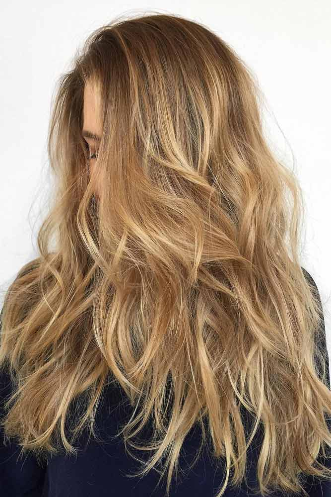 Gold Blonde Hairstyles #goldhair #honeyblonde