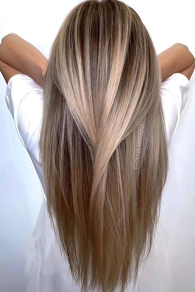 Do Layers Look Good On Straight Hair? #sleekhair #straighthair
