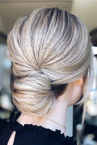 Easy Updo Hair For Your Special Evening #updo