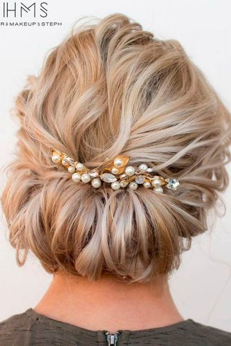 Beautiful Updos For Your Romantic Look picture 6
