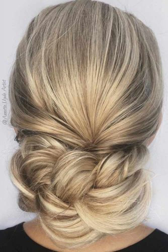 Gorgeous Braided Prom Hairstyles For Short Hair picture 2