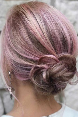 Beautiful Updos For Your Romantic Look picture 5