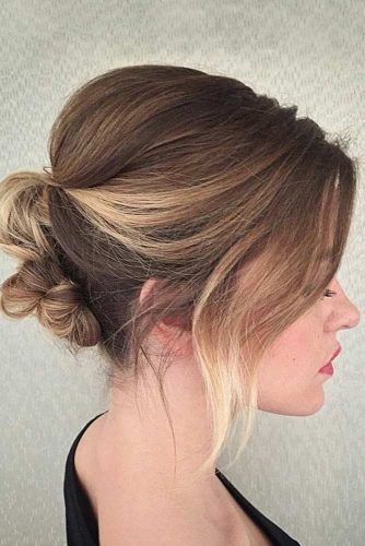 Beautiful Updos For Your Romantic Look picture 1