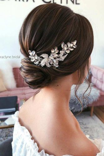 Prom Updo Hair Style #updohairstyle #updo