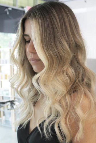 Blonde Ombre & Ash Ombre picture 3