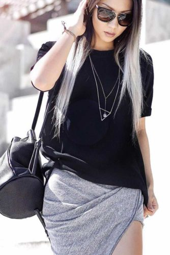 Cute Blonde Ombre and Ash Ombre Ideas picture 3