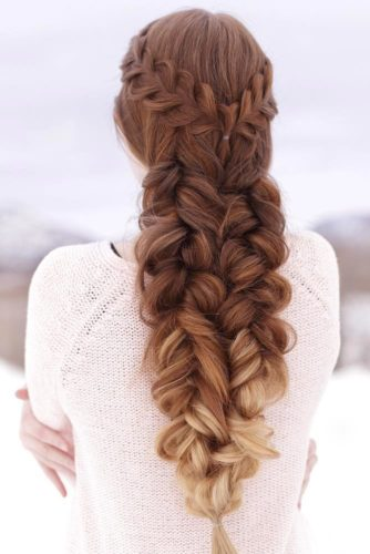 Ombre Braiding Hair