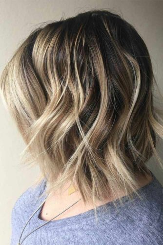 Lovely Ombre Hairstyles picture 2