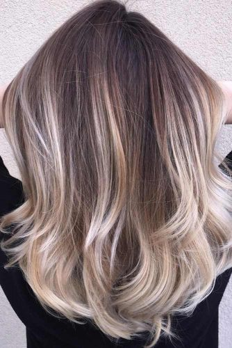 Blonde Ombre on Medium and Long Hair picture 6