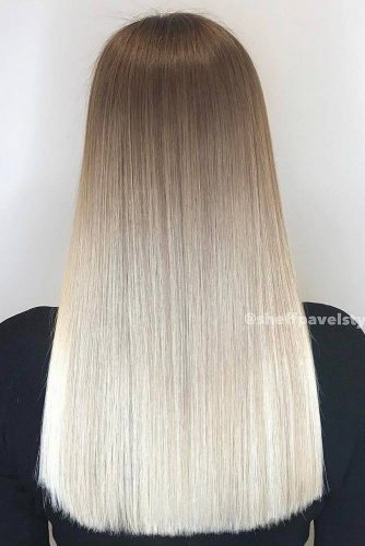 Lovely Ombre Hairstyles picture 1