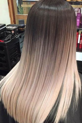 Sexy Blonde Ombre Hair picture 2
