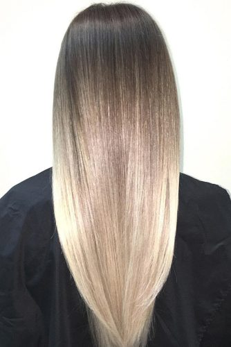 Lovely Ombre Hairstyles picture 6