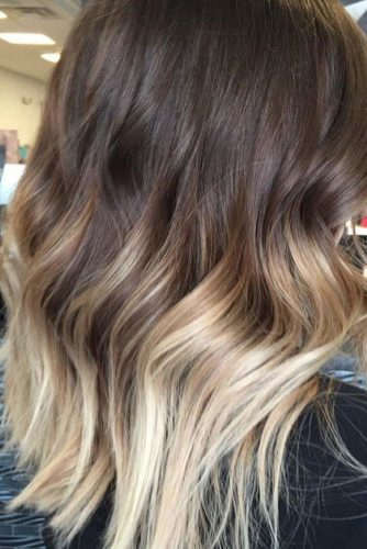 Blonde Ombre on Medium and Long Hair picture 5