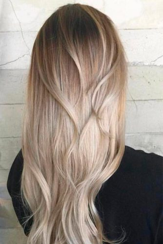 Cute Blonde Ombre and Ash Ombre Ideas picture 1