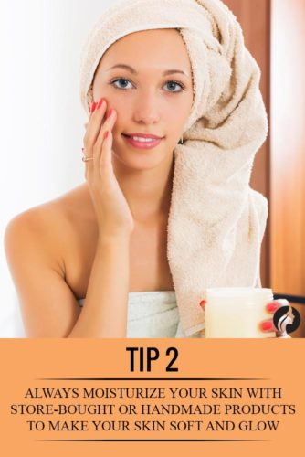 14 Beauty and Healthy Skin Tips