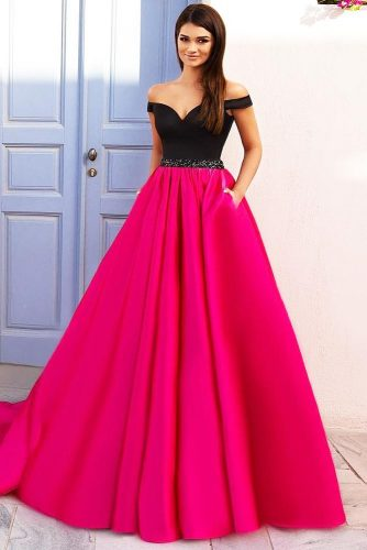 A-Line Prom Dresses Designs picture 2