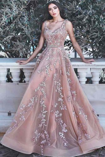 A-Line Prom Dresses Designs picture 5