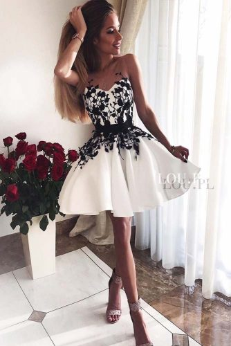 Cute Short Prom Dresses picture 6