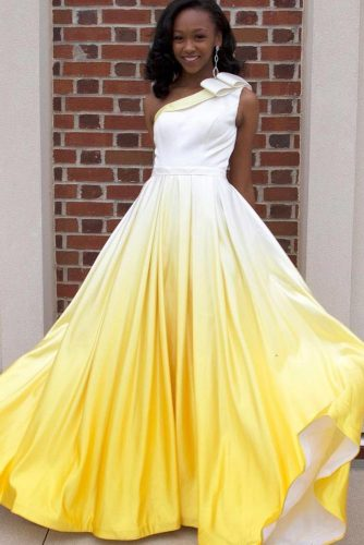 A-Line Prom Dresses Designs picture 4