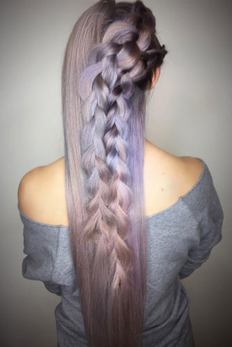 33 Stunning Silver Ombre Hair Ideas You'll Ever See