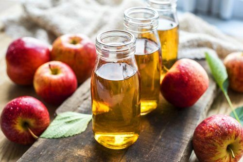Healthy Apple Cider Vinegar Benefits