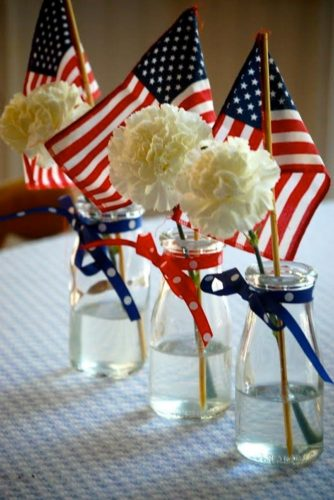 4th of July Shelf Decor picture 6