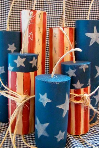 Firecrackers and Candles For Independence Day picture 3