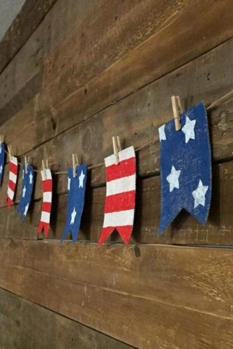 36 Red, White and Blue Ideas for 4th of July Decorations