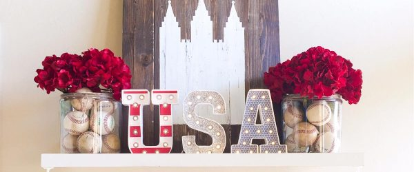 42 Creative Ideas for the 4th of July Decorations