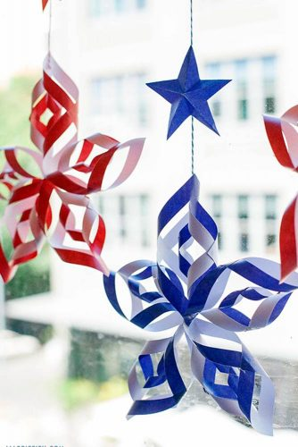 Independence Day Decoration that Can Be Done with Children picture 2