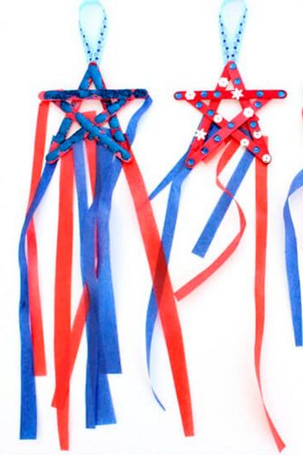 Independence Day Decoration that Can Be Done with Children picture 3